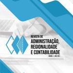 A Revista de Administração, Regionalidade e Contabilidade  está com submissões abertas para publicações