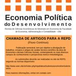 Chamada para publicação na REPD