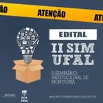 II SEMINÁRIO INSTITUCIONAL DE MONITORIA DA UFAL
