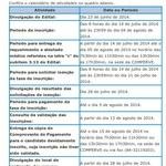 PROFIAP Nº002/2014 - Mestrado Profissional em Adm Pública