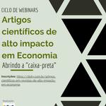 """Artigos científicos de alto impacto em economia: abrindo a """"caixa-preta"""""""