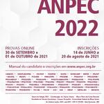 Seleção Mestrado em Economia Aplicada - 2022 - via ANPEC