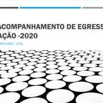 Síntese do resultado de Pesquisa de Acompanhamento de Egressos e Autoavaliação - 2020